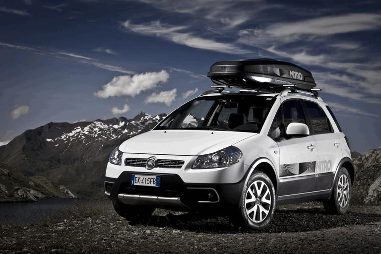 2012 Fiat Sedici with Pack Nitro 359080