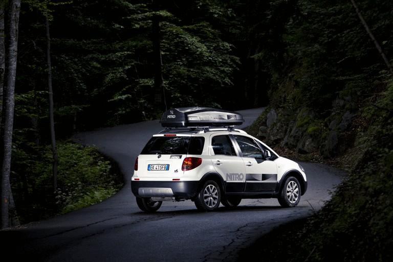 2012 Fiat Sedici with Pack Nitro 359081