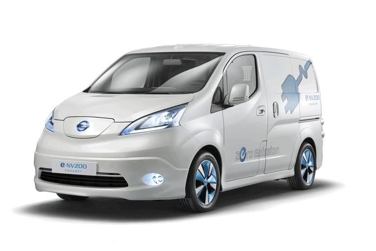 2012 Nissan e-NV200 Van concept 359108