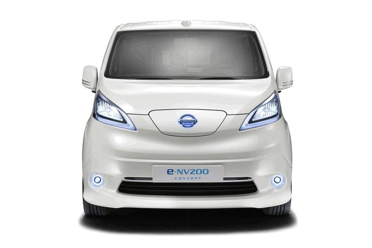 2012 Nissan e-NV200 Van concept 359109