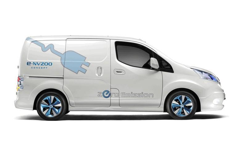 2012 Nissan e-NV200 Van concept 359111