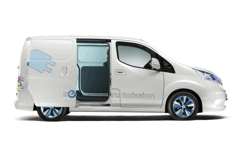 2012 Nissan e-NV200 Van concept 359112