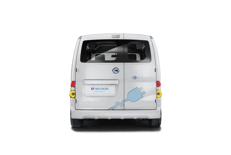 2012 Nissan e-NV200 Van concept 359114