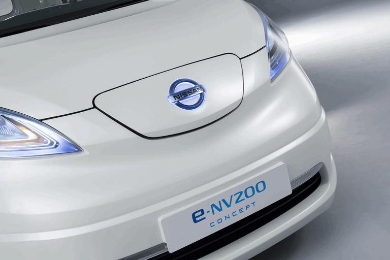 2012 Nissan e-NV200 Van concept 359117