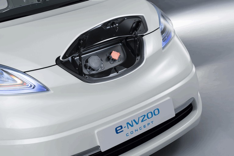 2012 Nissan e-NV200 Van concept 359118