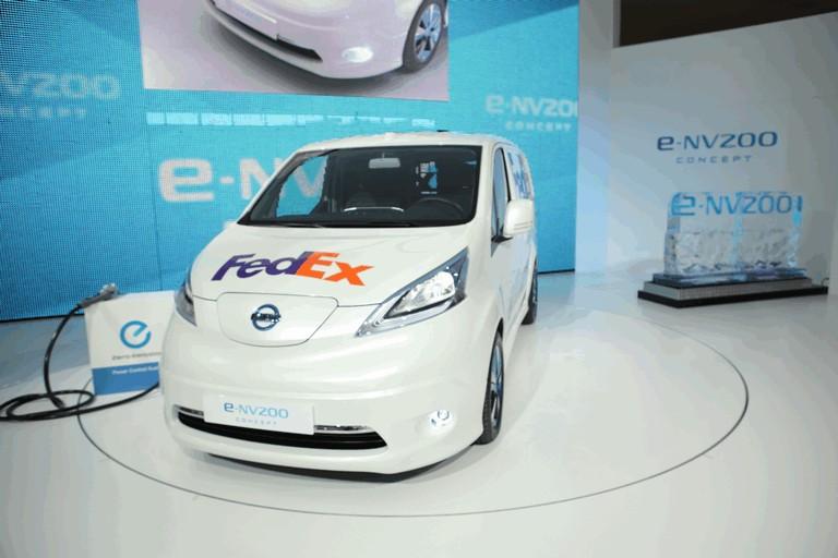2012 Nissan e-NV200 Van concept 359125