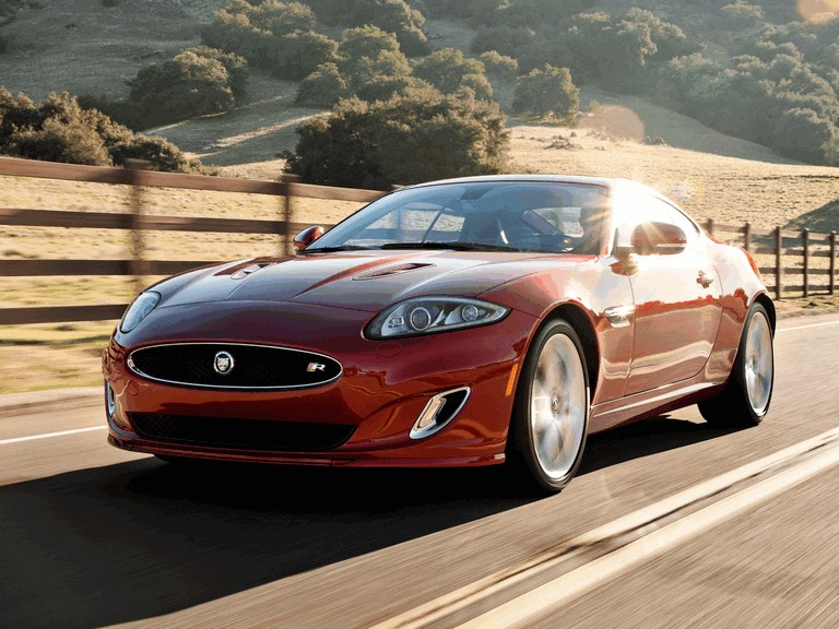 2011 Jaguar XKR - USA version 359517