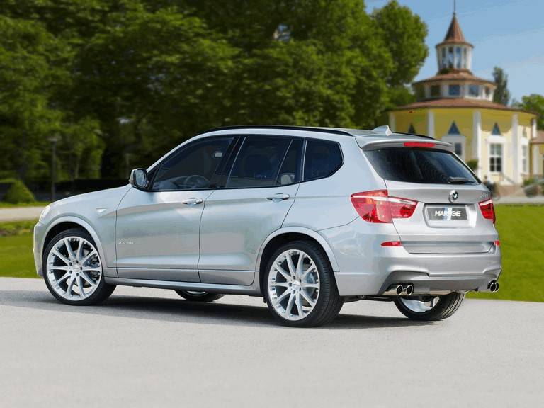 2012 BMW X3 ( F25 ) by Hartge 359575