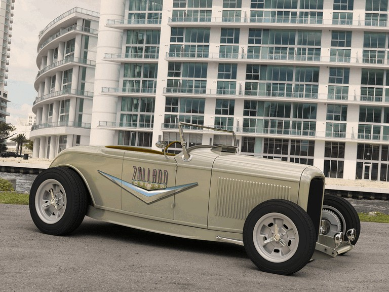 2012 Ford Roadster by Zolland Design ( based on 1929-1932 Ford Roadster ) 359655
