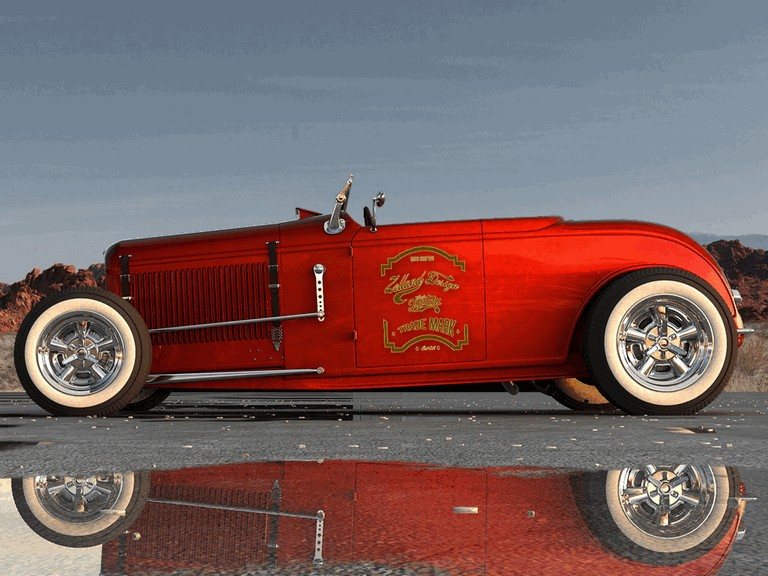 2012 Ford Roadster by Zolland Design ( based on 1929-1932 Ford Roadster ) 359657