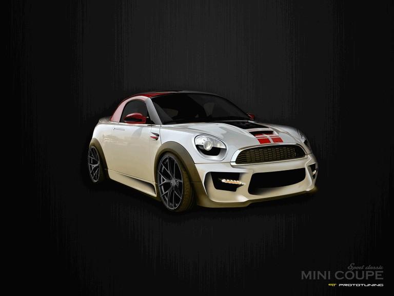 2012 Mini Coupé Sport Classic by ProtoTuning 360105