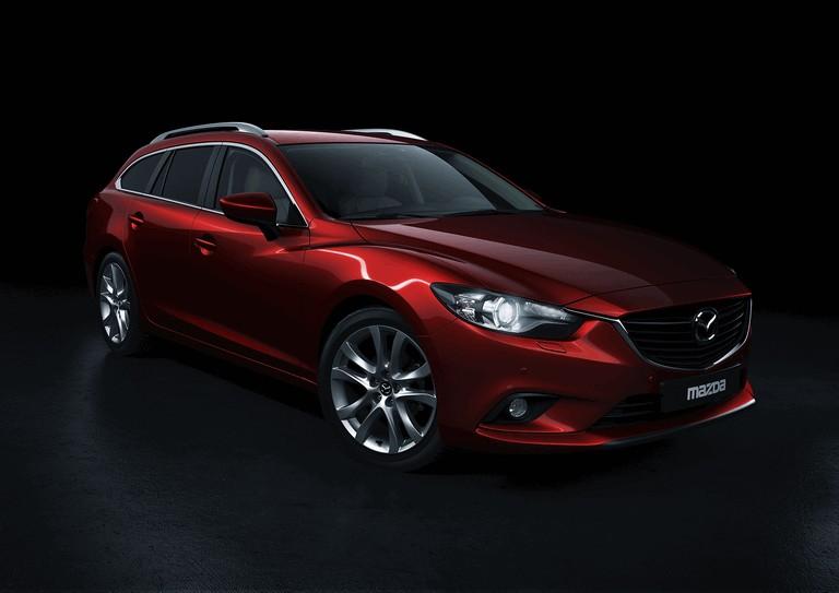 2012 Mazda 6 wagon 360112