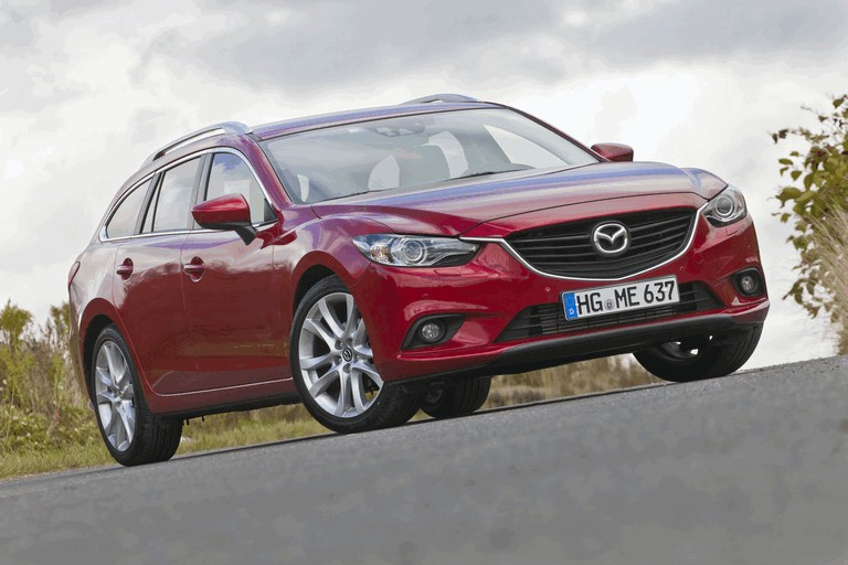 2012 Mazda 6 wagon 360134