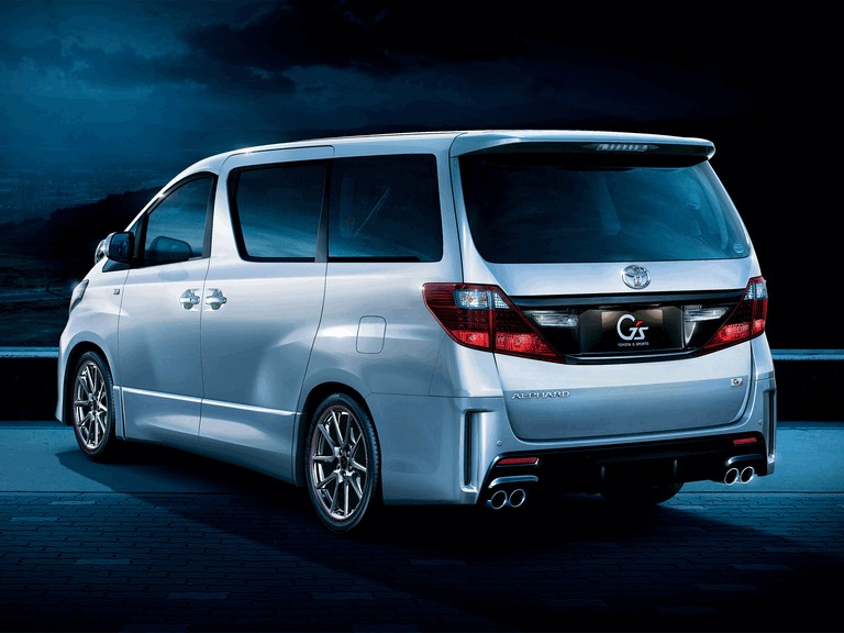 2012 Toyota Alphard 240S Gs ( ANH20W ) 360273