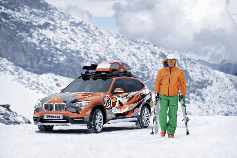 2012 BMW Concept K2 Powder Ride 360368