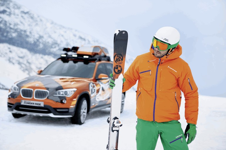 2012 BMW Concept K2 Powder Ride 360372