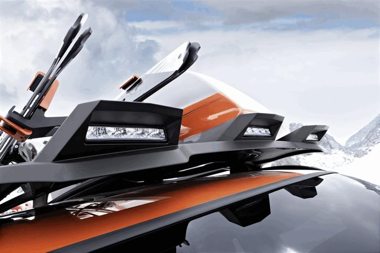 2012 BMW Concept K2 Powder Ride 360374