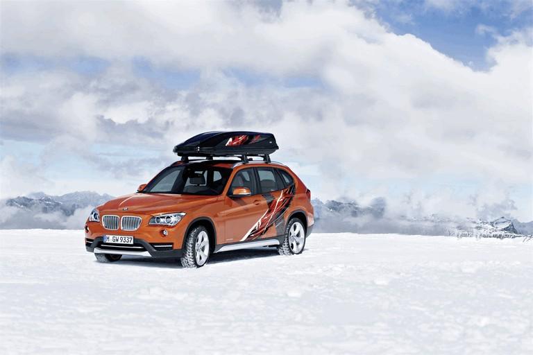 2012 BMW X1 Edition Powder Ride 360378