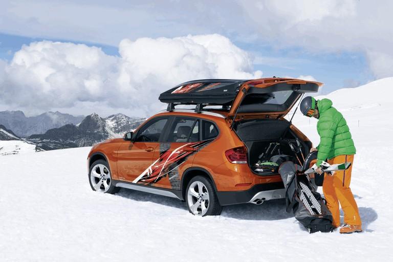 2012 BMW X1 Edition Powder Ride 360381