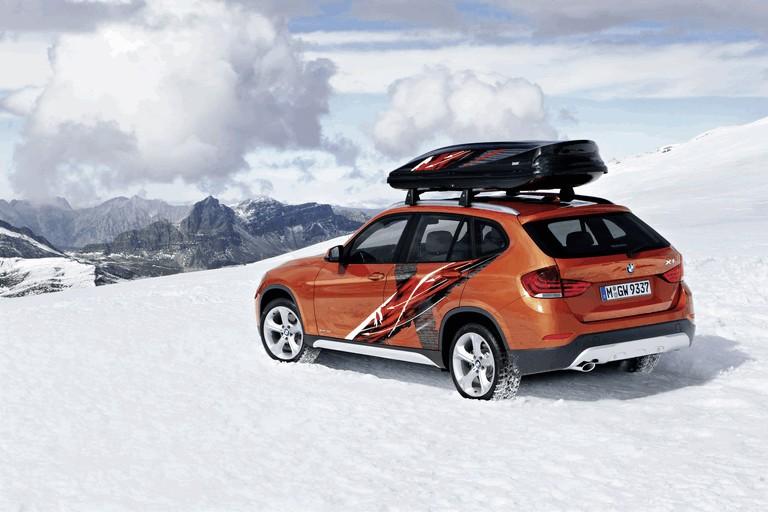2012 BMW X1 Edition Powder Ride 360382