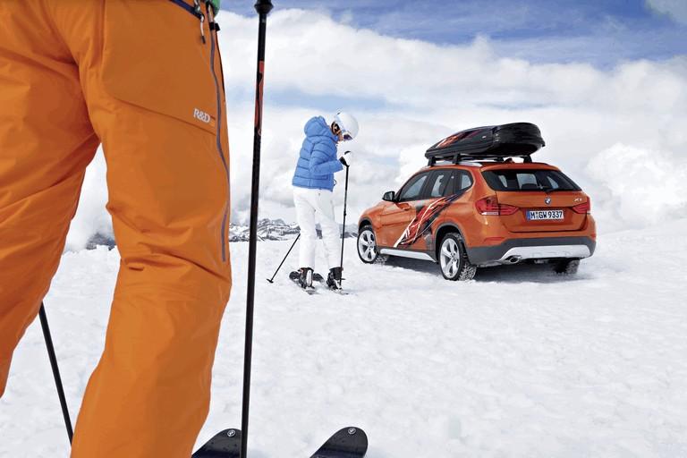 2012 BMW X1 Edition Powder Ride 360384