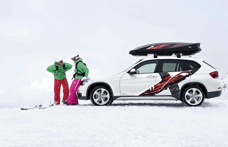 2012 BMW X1 Edition Powder Ride 360385