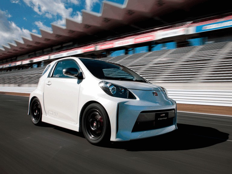 2012 Toyota iQ Supercharger by GRMN 360403