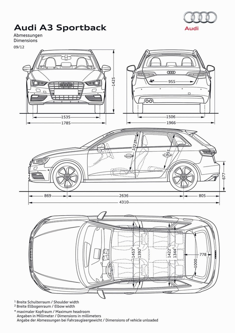 2013 Audi A3 Sportback 2.0 TDI S-Line 361137