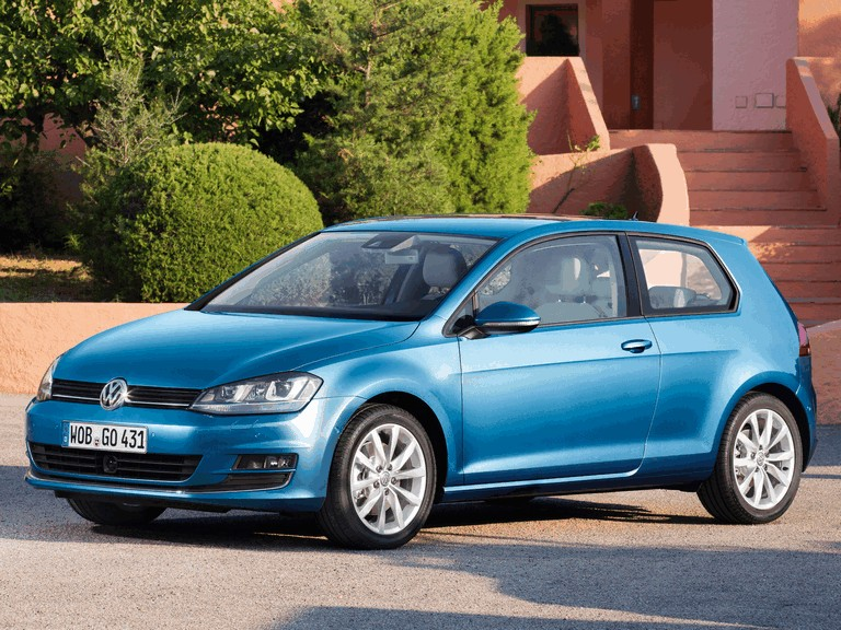 2013 Volkswagen Golf ( VII ) TSI BlueMotion 3-door 361297