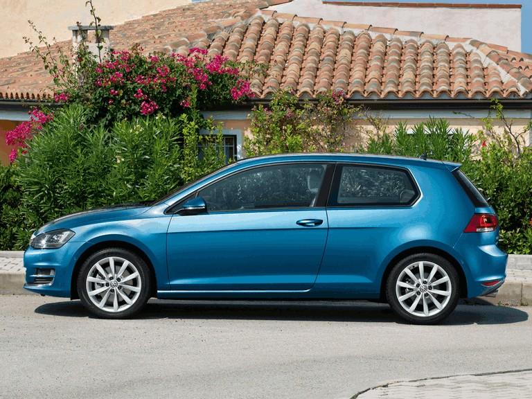 2013 Volkswagen Golf ( VII ) TSI BlueMotion 3-door 361298