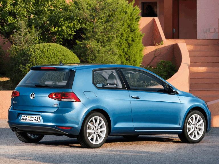 2013 Volkswagen Golf ( VII ) TSI BlueMotion 3-door 361299