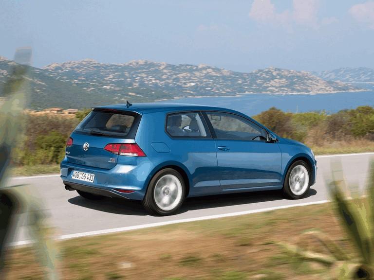 2013 Volkswagen Golf ( VII ) TSI BlueMotion 3-door 361302
