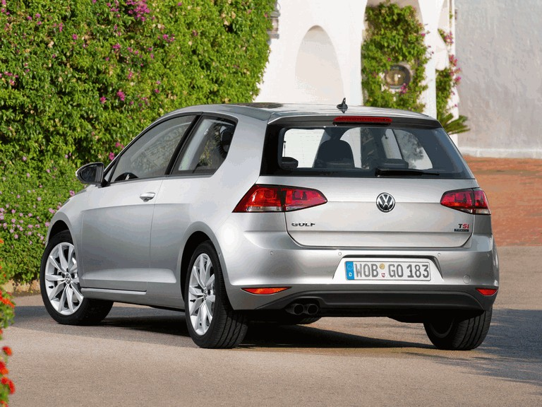2013 Volkswagen Golf ( VII ) TSI BlueMotion 3-door 361304