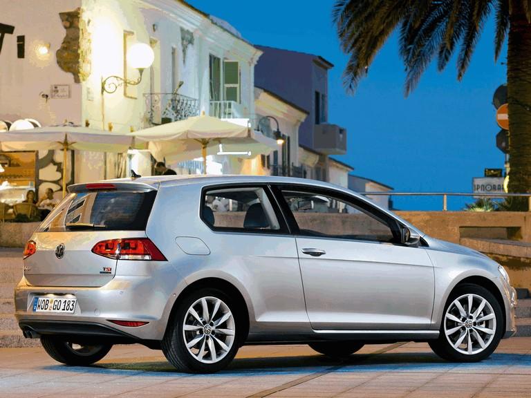 2013 Volkswagen Golf ( VII ) TSI BlueMotion 3-door 361307