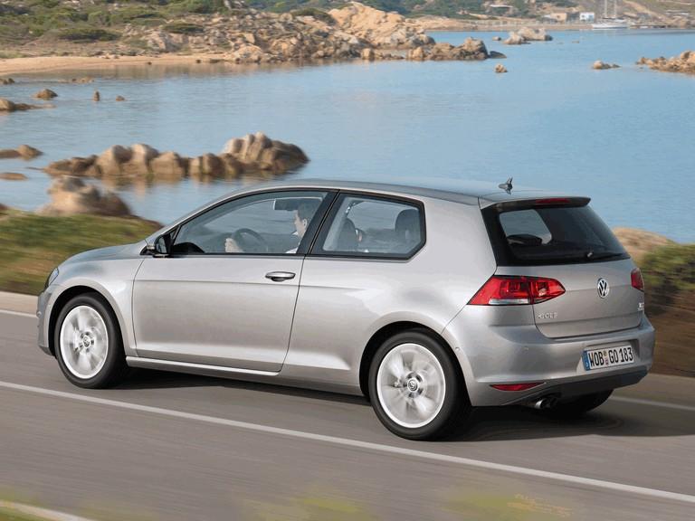 2013 Volkswagen Golf ( VII ) TSI BlueMotion 3-door 361308