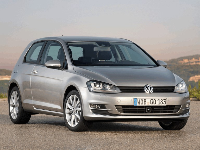 2013 Volkswagen Golf ( VII ) TSI BlueMotion 3-door 361309