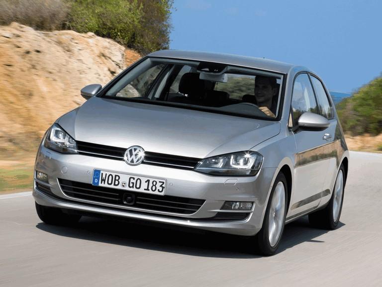2013 Volkswagen Golf ( VII ) TSI BlueMotion 3-door 361312