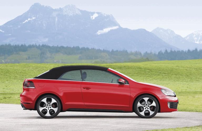 2012 Volkswagen Golf ( VI ) cabriolet 362394