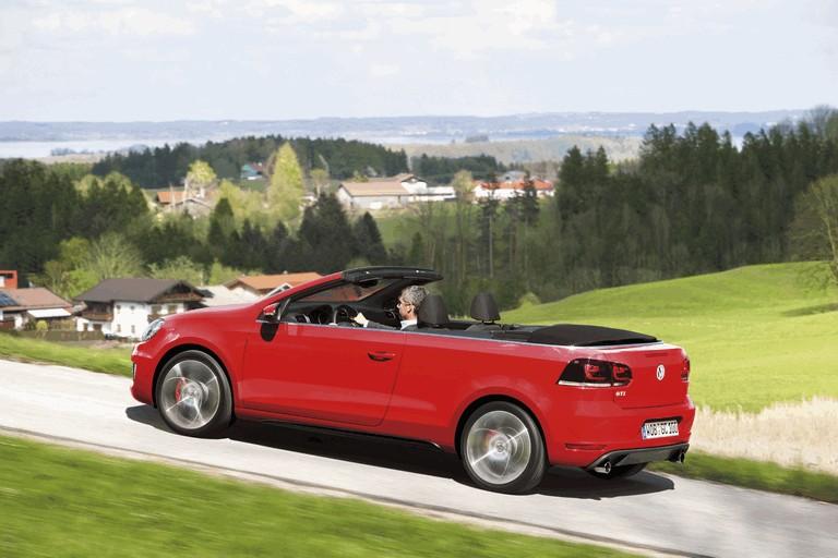 2012 Volkswagen Golf ( VI ) cabriolet 362402