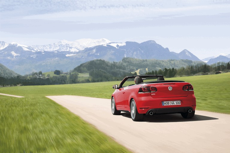 2012 Volkswagen Golf ( VI ) cabriolet 362403