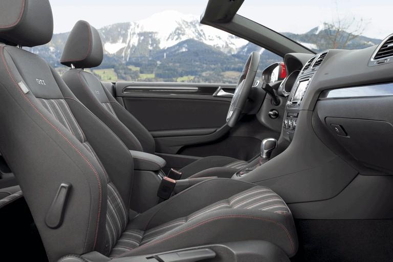 2012 Volkswagen Golf ( VI ) cabriolet 362414