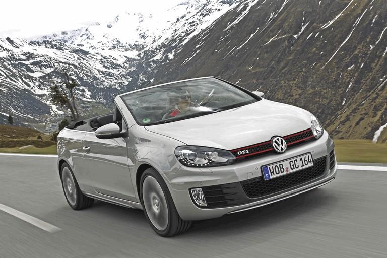 2012 Volkswagen Golf ( VI ) cabriolet 362421