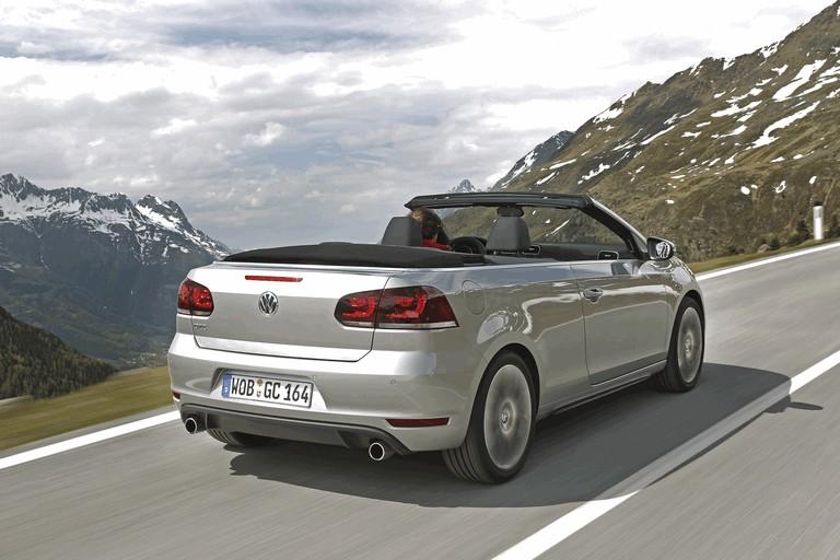 2012 Volkswagen Golf ( VI ) cabriolet 362423
