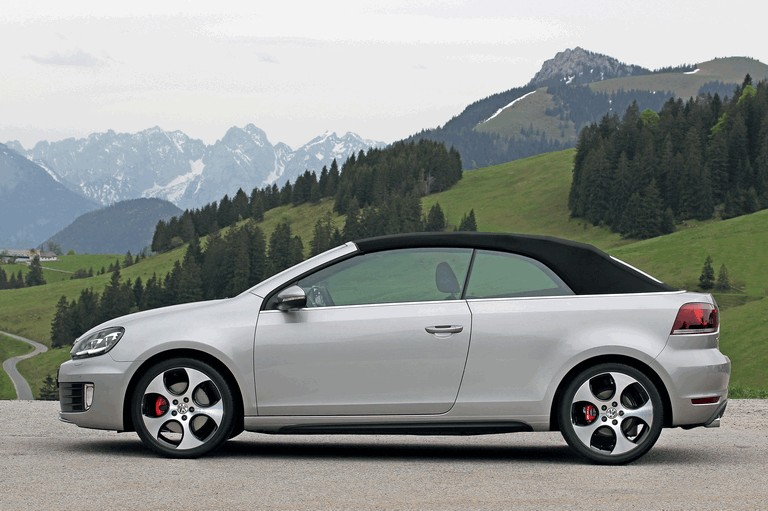 2012 Volkswagen Golf ( VI ) cabriolet 362426