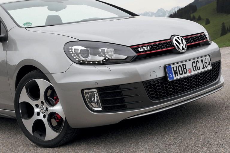 2012 Volkswagen Golf ( VI ) cabriolet 362430