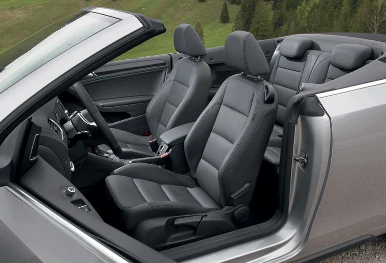 2012 Volkswagen Golf ( VI ) cabriolet 362432