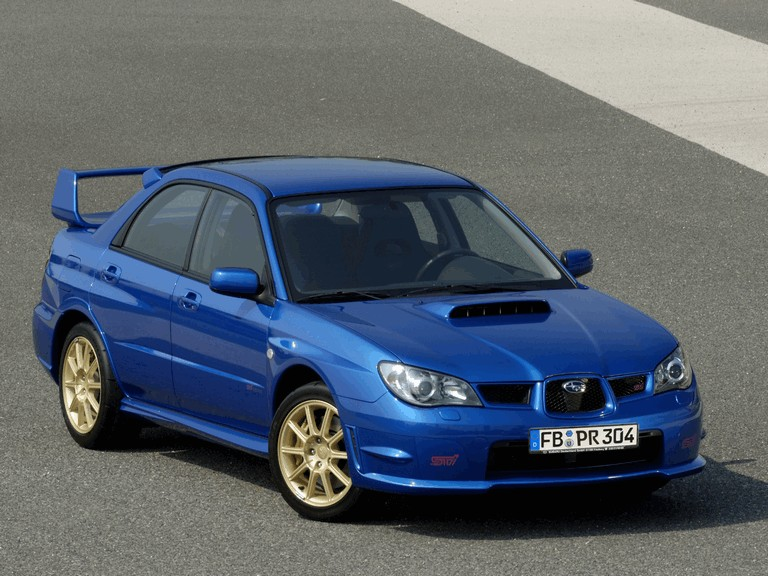 2006 Subaru Impreza WRX STi 494429