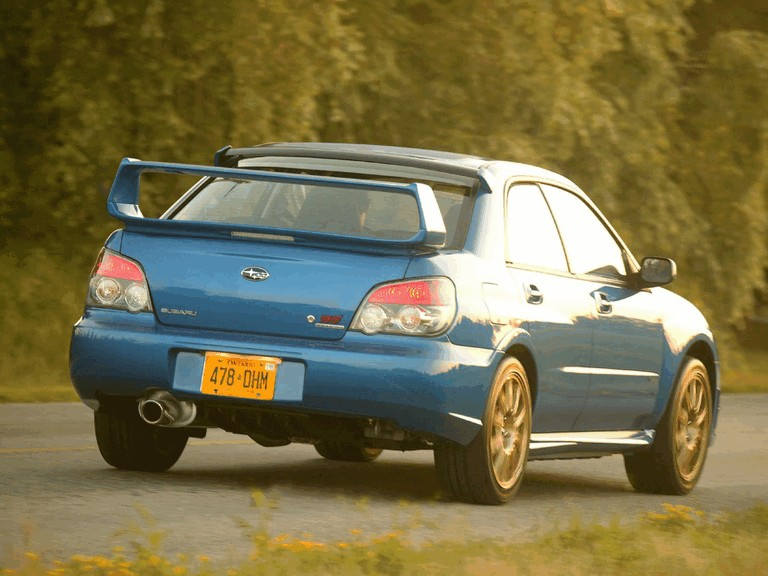 2006 Subaru Impreza WRX STi 494434