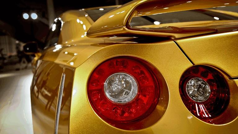 2012 Nissan GT-R ( R35 ) Bolt edition 366157