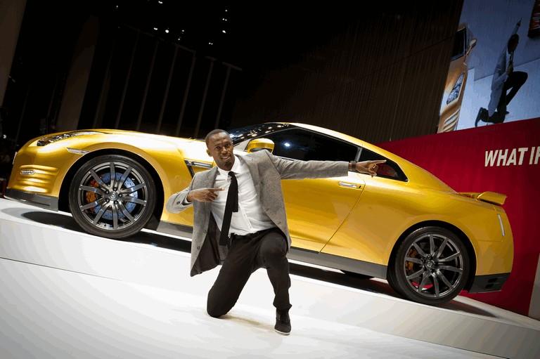 2012 Nissan GT-R ( R35 ) Bolt edition 366158